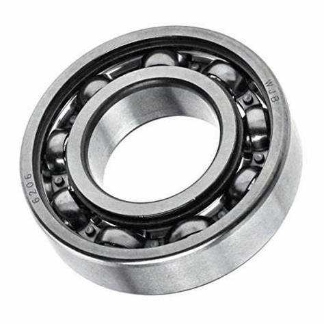 Bearing Factory SKF Nu/Nj/N/Nup/206 Chrome Steel Cylindrical Roller Bearing